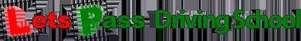 Let's Pass logo